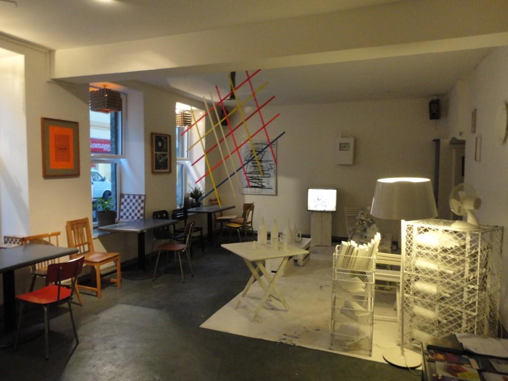 Kunst im Zwischenraum / Wanderausstellung von Branko Andric / 23. August 2013