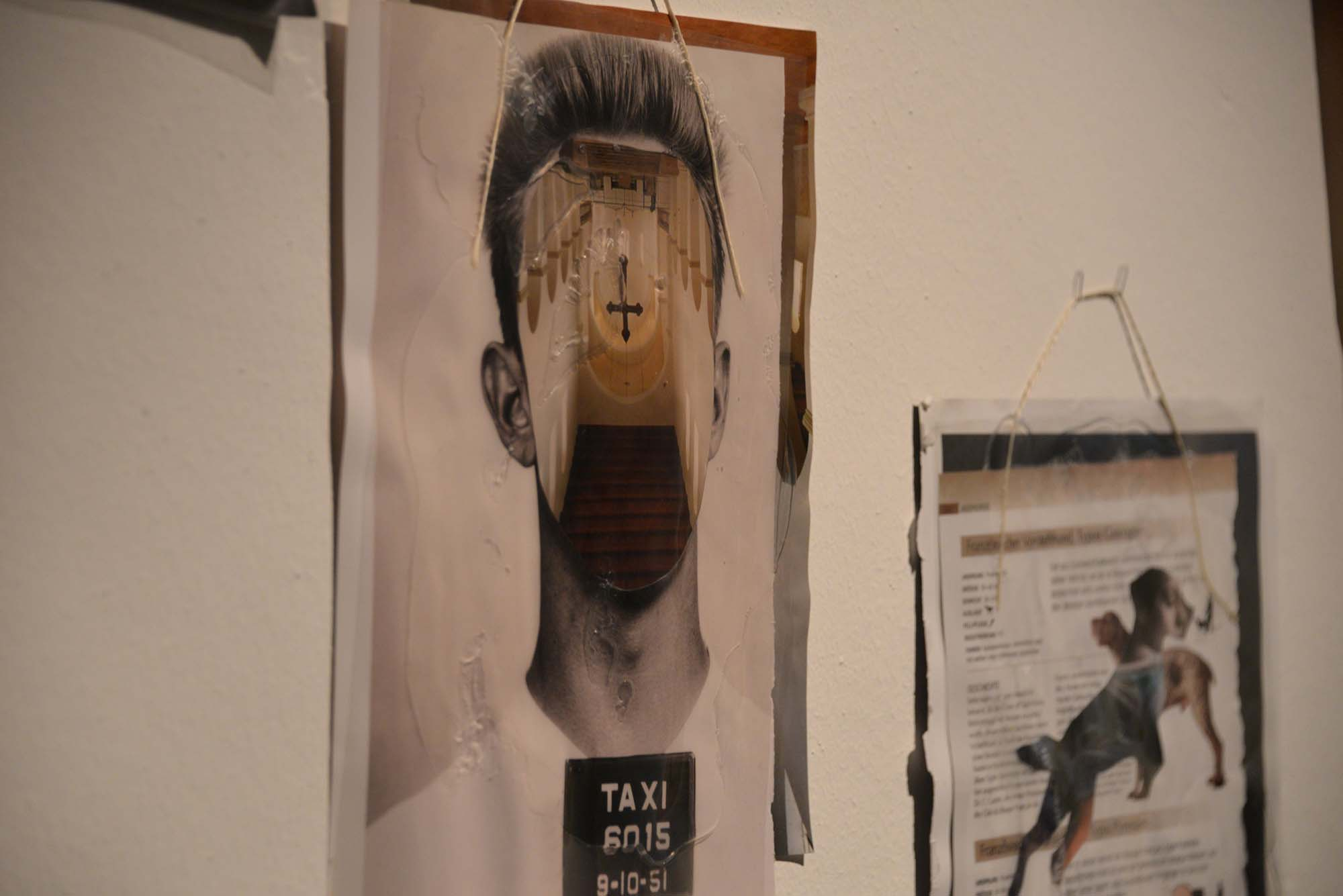 Werk im Werk VI / Ausstellung von Immanuel Rohringer / 11. April 2013