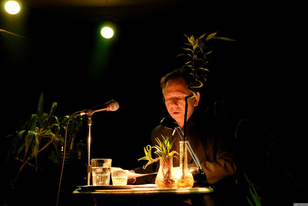 Doron Rabinovici / Lesung (Buch im Beisl) / 14. November 2013