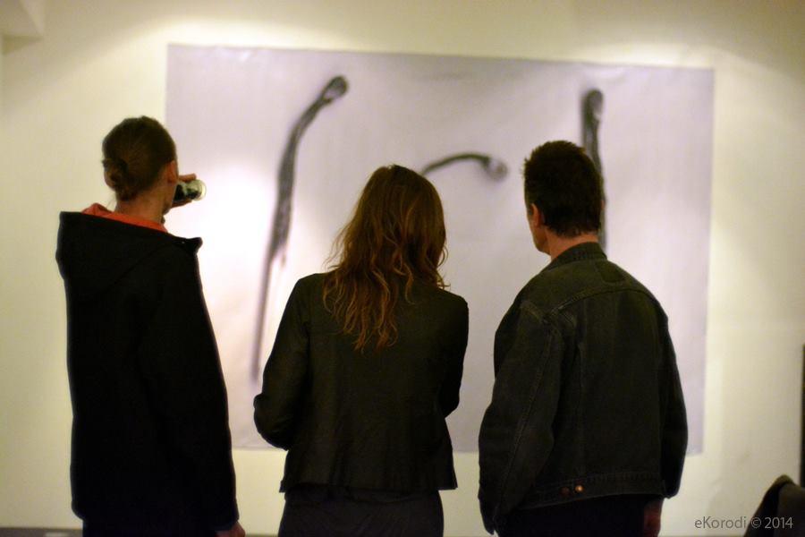 B.b.Baldreen / Ausstellung / 29. Mai 2014